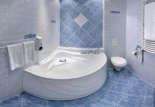 Art Hotel Charlottenburger Hof - Berlin - Bathroom