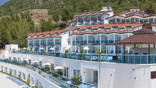 Garcia Resort & Spa - Fethiye - Building
