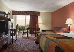 奧克拉荷馬市豪生酒店 - 奥克拉荷馬市 - 奧克拉荷馬市 - 臥室