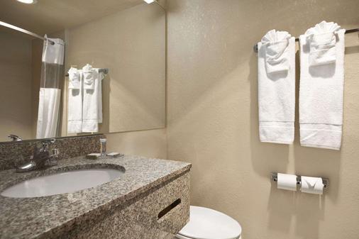 奧克拉荷馬市豪生酒店 - 奥克拉荷馬市 - 奧克拉荷馬市 - 浴室