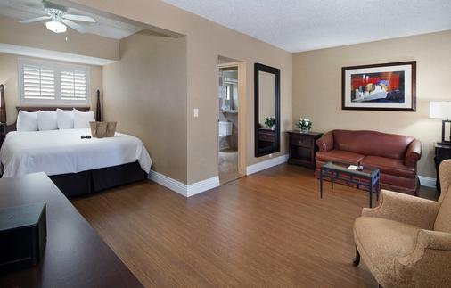 Anabella Hotel - Anaheim - Living room