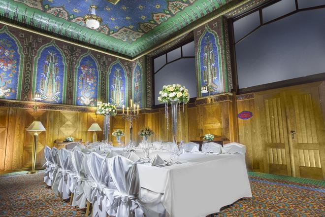 Art Deco Imperial Hotel - Πράγα - Αίθουσα συνεδριάσεων