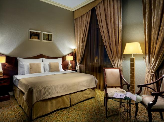 Art Deco Imperial Hotel - Πράγα - Κρεβατοκάμαρα