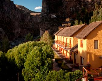 Hotel El Refugio - Chivay - Gebouw