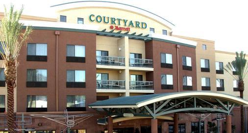 Courtyard by Marriott Los Angeles Burbank/Airport - Burbank - Building