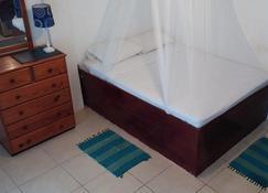 Sealevel Guesthouse - Castara - Slaapkamer