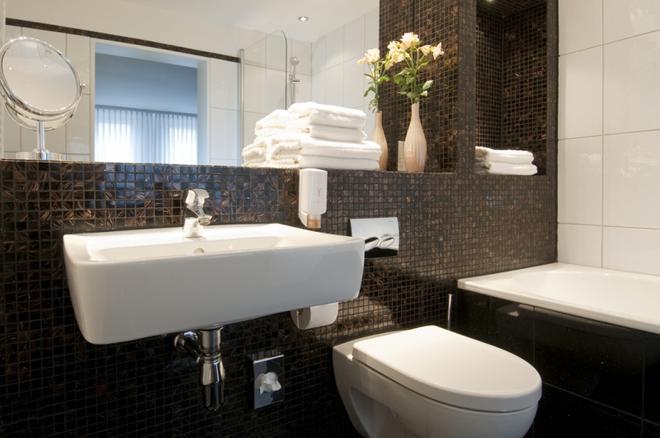 Hotel Stella Maris - Гамбург - Ванная