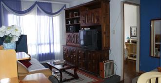 Apartamento Lins de Vasconcelos - São Paulo - Sala de estar