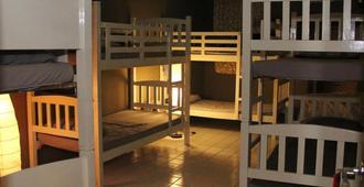 Le Nomade Hostel - Kuching - Bedroom