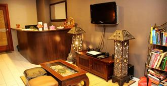 Le Nomade Hostel - Kuching - Living room