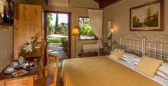 Antica Locanda Palmieri - Rom - Schlafzimmer