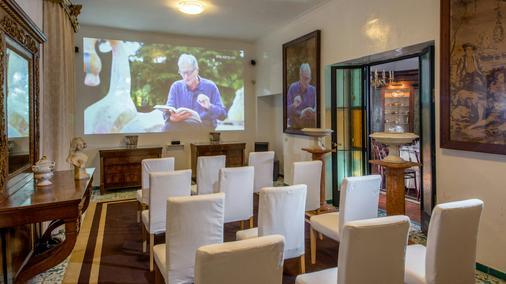 安蒂卡羅卡丹帕爾米耶旅館 - 羅馬 - 羅馬 - 餐廳