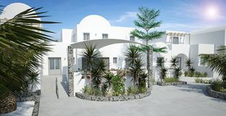 Strogili Hotel - Adults Only - Kamari - Building