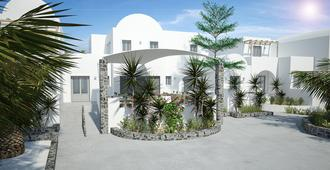 Strogili Hotel - Adults Only - קאמארי