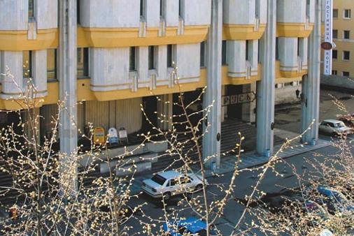魯斯酒店 - 聖彼得堡 - 建築