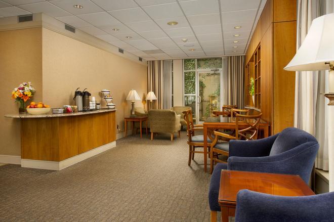 公園巷套房酒店 - 波特蘭 - 波特蘭(俄勒岡州) - 大廳