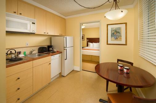 Park Lane Suites & Inn - Portland - Phòng bếp