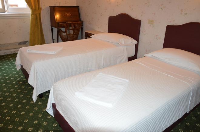 Hotel Texas - Roma - Quarto