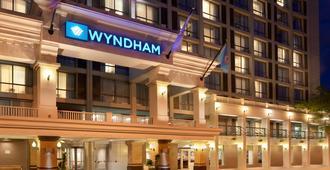 Wyndham Boston Beacon Hill - Бостон - Здание