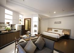 Panbil Residence Apartment Batam - Batam - Sala de estar