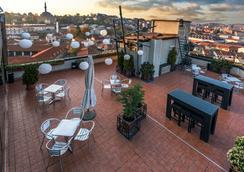 Hotel Arka - Skopje - Rooftop