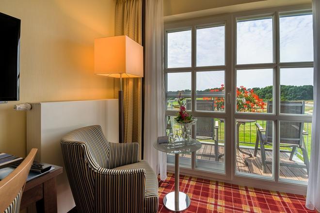 百慕森 - 酒店•高爾夫•水療 - 本茲 - 巴爾姆 - 陽台