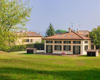 Ca' Malvasia - Sasso Marconi - Gebouw