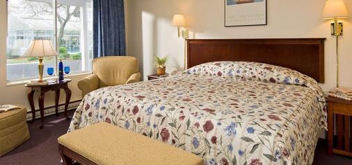 Town Crier Motel - Eastham - Bedroom