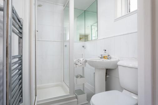 Crossways Guest House - Cheltenham - Bathroom
