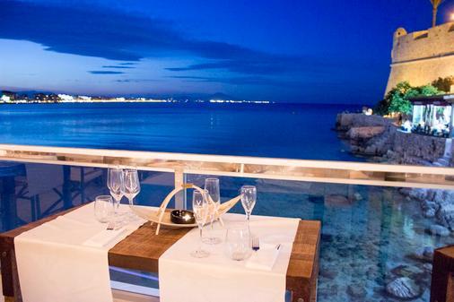 Muva Beach酒店 - 佩尼斯科拉 - 餐廳
