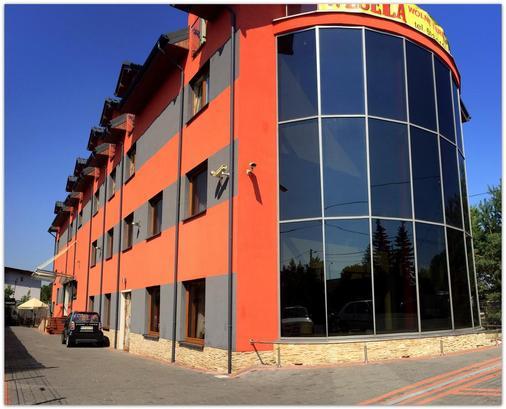 Vinci Hotel Airport - Modlnica - Building