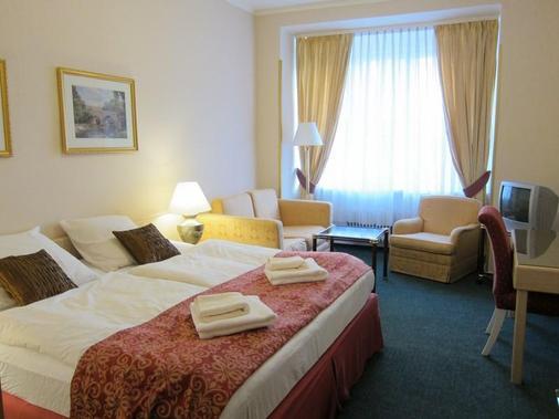 Hotel Mira - Praha - Makuuhuone