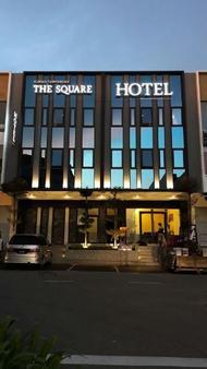 The Square Hotel - Skudai - Building