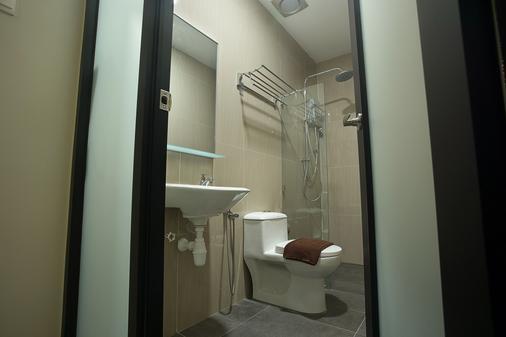 The Square Hotel - Skudai - Bathroom