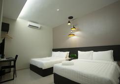 The Square Hotel - Skudai - Bedroom