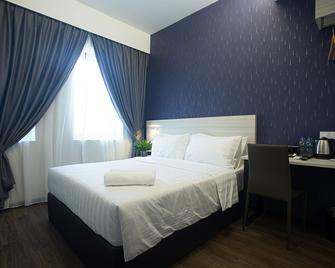 The Square Hotel - Skudai - Ložnice