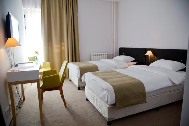 B 酒店 - 貝爾格勒 - 貝爾格萊德 - 臥室