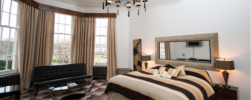 Leverhulme Hotel - Wirral - Bedroom