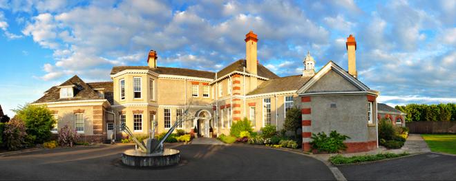 Leverhulme Hotel - Wirral - Edificio