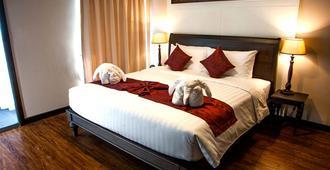 Baan Wanglang Riverside - בנגקוק - חדר שינה