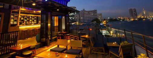 Baan Wanglang Riverside - Μπανγκόκ - Bar