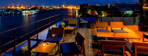 Baan Wanglang Riverside - Μπανγκόκ - Μπαλκόνι