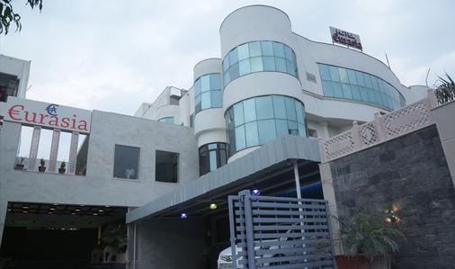 Hotel Eurasia - Джайпур - Здание