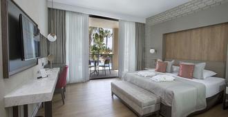 Fame Residence Lara & Spa - אנטליה - חדר שינה