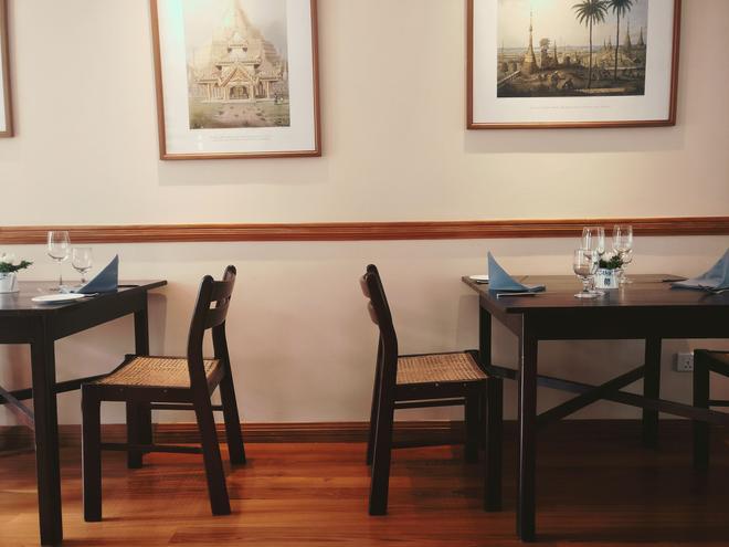 Kalaw Heritage Hotel - Kalaw - Restaurant