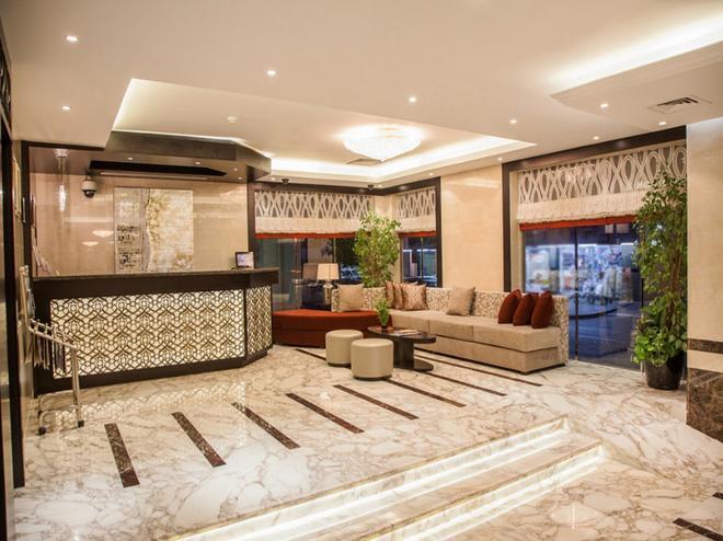 Xclusive Hotel Apartments - Dubai - Lobby