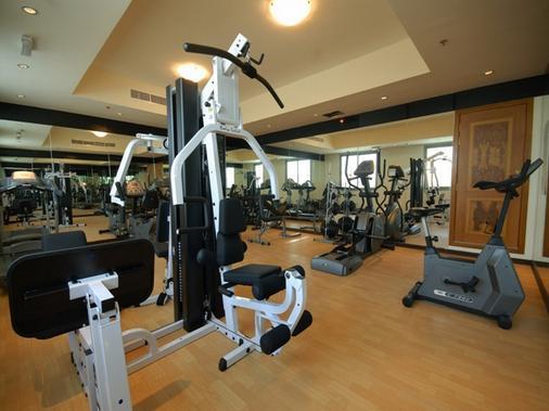 Xclusive Hotel Apartments - Dubai - Gym