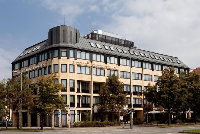 慕尼黑阿克娜生活旅館 - 慕尼黑 - 慕尼黑 - 建築