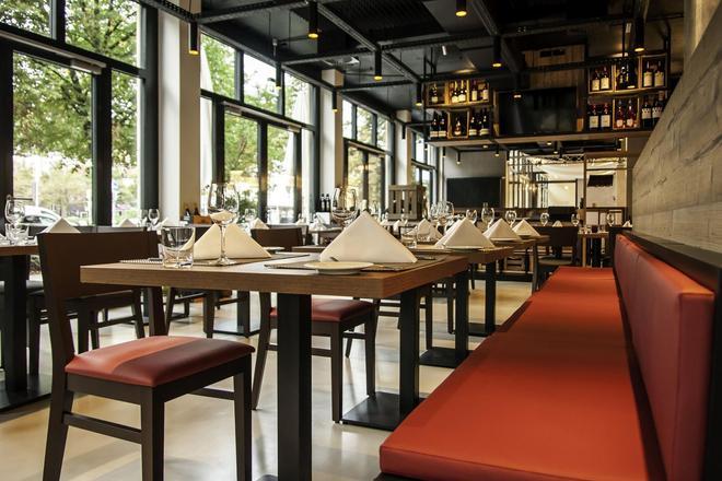 慕尼黑阿克娜生活旅館 - 慕尼黑 - 慕尼黑 - 餐廳