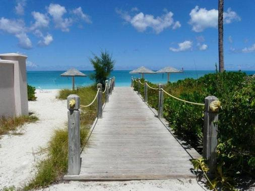 Ports of Call Resort - Grace Bay - Beach